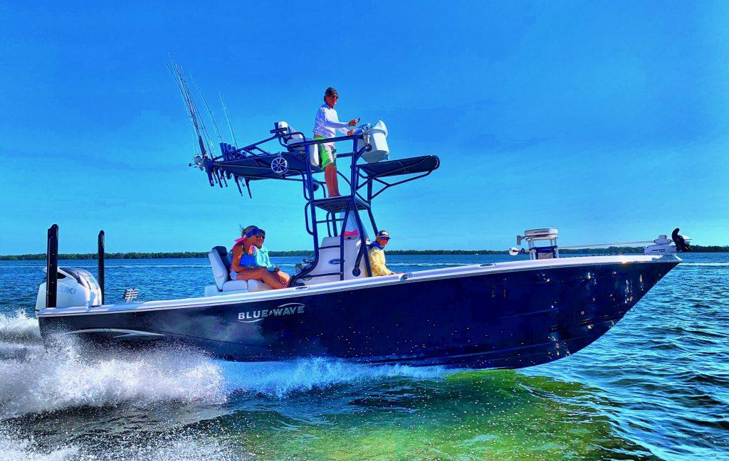 BlueWave Boat 28 foot