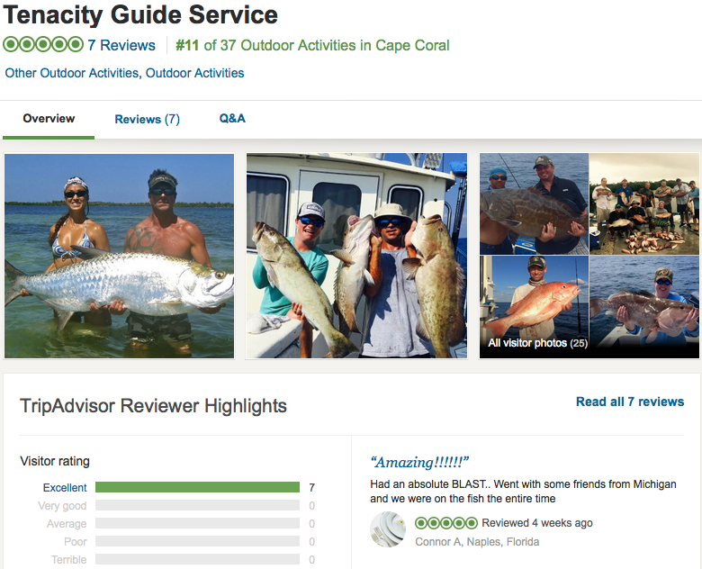 Boca Grande Fishing Trip Advisor