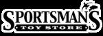 """Sportsman's toystore thumbnail logo"""