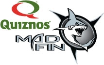 """Quiznos Mad Fin Shark Series"""