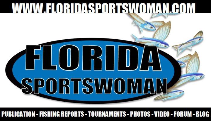 """""""FloridaSportswoman.com logo"""""""