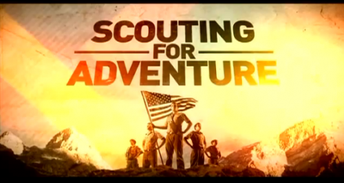"""scouting for adventure"""