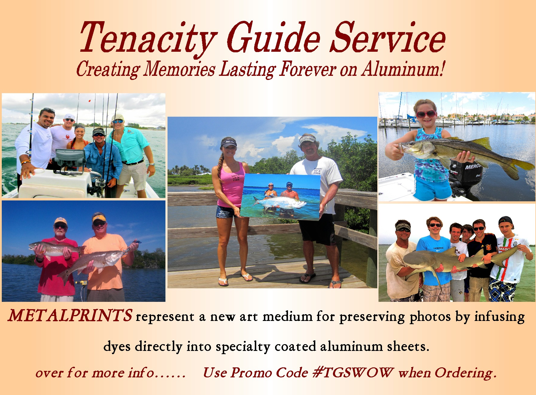 &quot;Tenacity Guide Service and Wow Memory click promotion&quot;