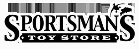 """Sportsman's toystore logo"""