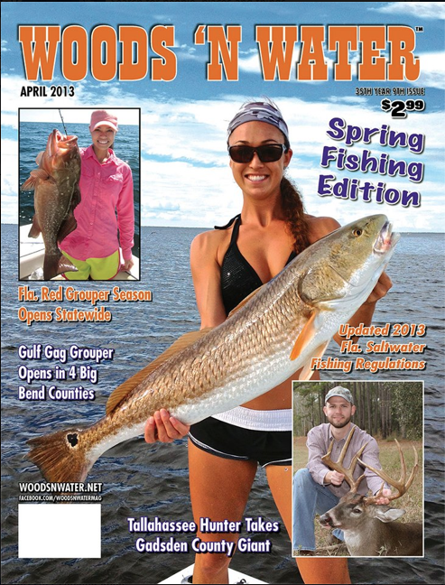 """Woods 'n Water magazine Florida"""