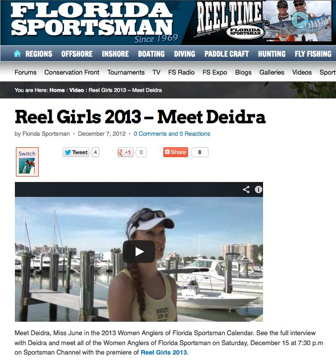 """Reel Girls 2013"""