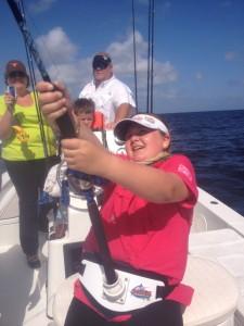 """""""kids shark fishing"""""""