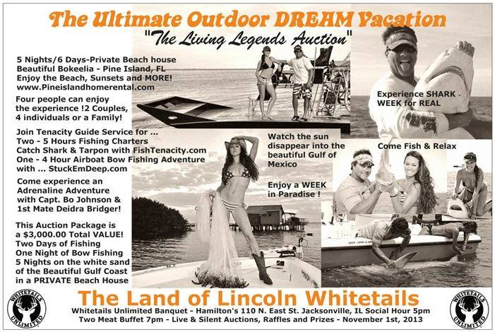 """ultimate outdoors vacation"""