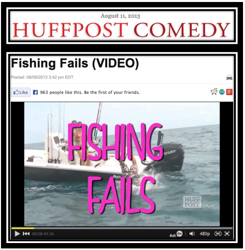 """Huffington Post Comedy"""