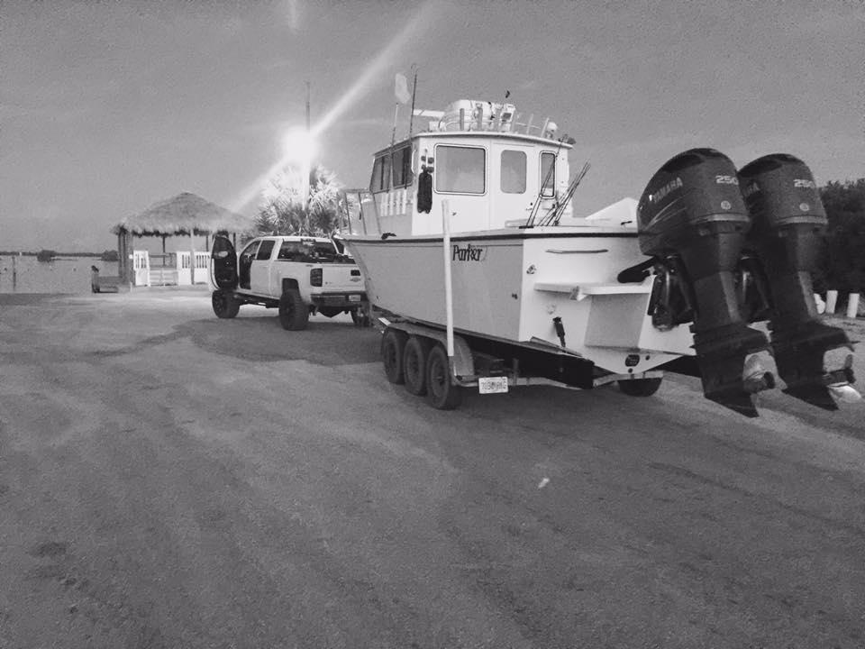 """Parker Offshore Boat"""