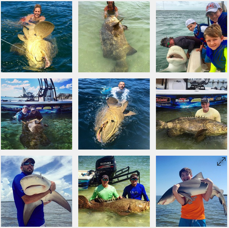 FLORIDA GOLIATH GROUPER FISHING